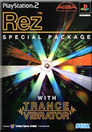 rez limited edition - with trance vibrator