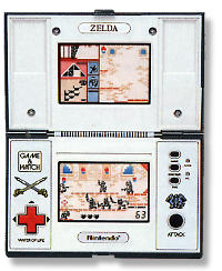zelda double screen